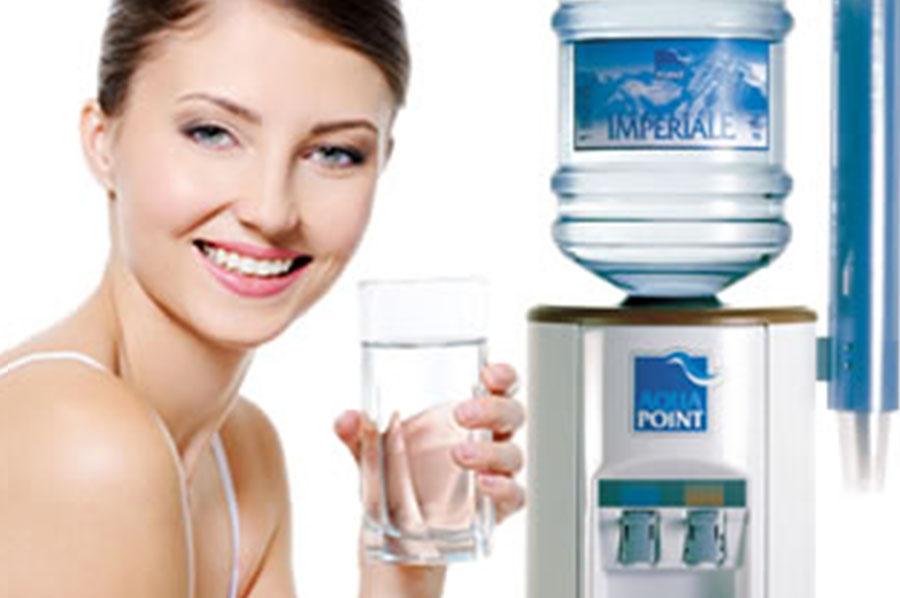 Boccioni per distributore di acqua a Vicenza e provincia  Italcaffè
