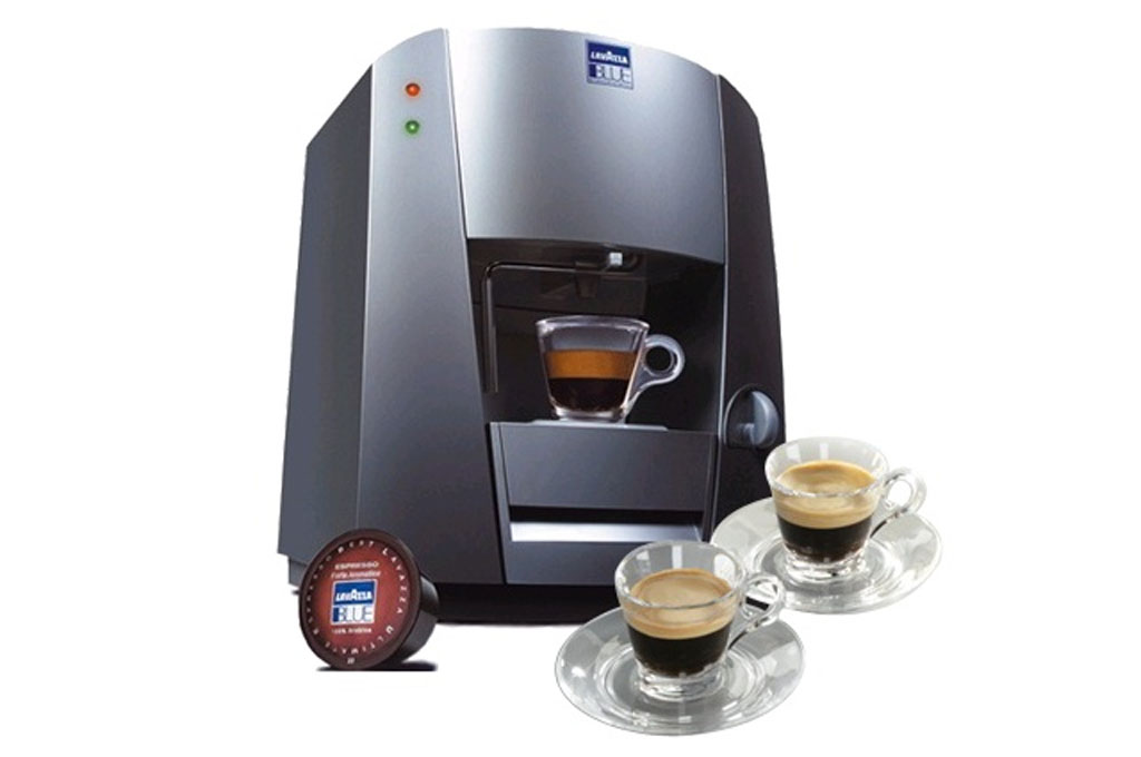 Macchina da caffè a capsule LAVAZZA in comodato d'uso a Vicenza ...