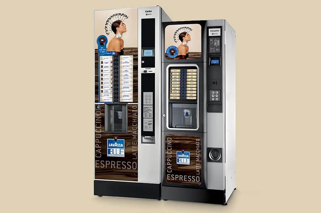 Distributore automatici di caffè a Vicenza   Italcaffè