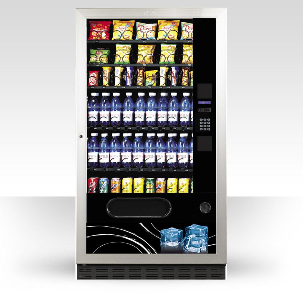 Distributore bevande, merendine e snack ad alta capacità | Italcaffè