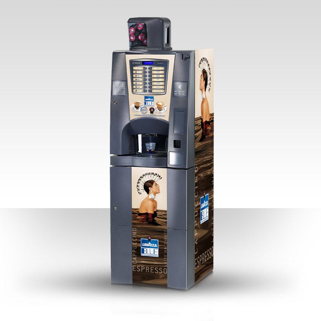 Distributore automatici di caffè a Vicenza | Italcaffè